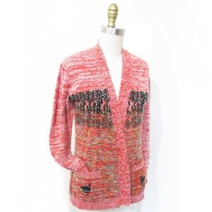 Vintage 1970s Wrap Sweater